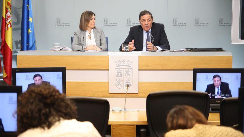 Castilla y León aprueba 128,4 millones en ayudas a las empresas para impulsar la competitividad de los sectores industrial y agroalimentario
