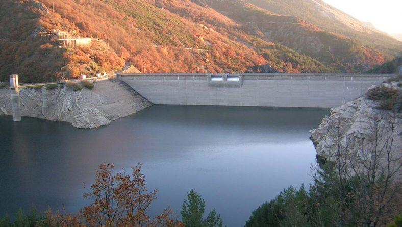La reserva hidráulica del Duero, al 56,6% de su capacidad