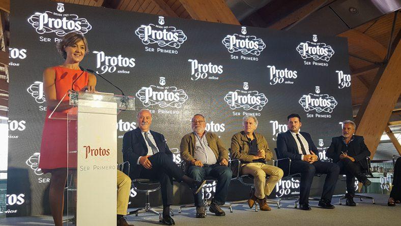 """Ribera del Duero contribuye """"de manera decisiva"""" al crecimiento de la industria agroalimentaria de Castilla y León"""