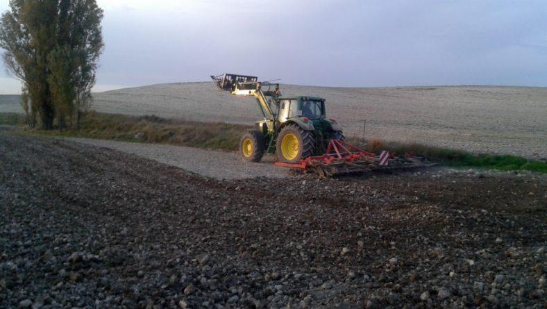 Castilla y León pone en marcha un Plan de Prevención de Riesgos Laborales específico para el sector agrario