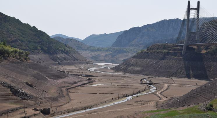"""La Junta planteará nuevos """"embalses plurianuales"""" en el Pacto del Agua"""