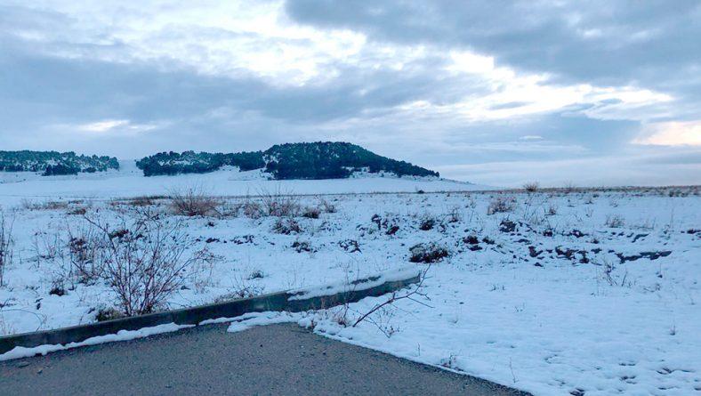 Febrero, el mes más frío del siglo en Castilla y León