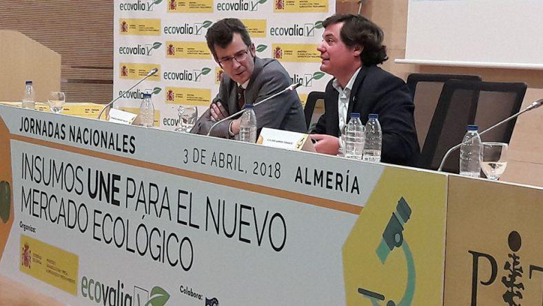 Se presentan las nuevas normas UNE de insumos para agricultura ecológica