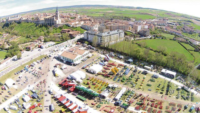 Las ferias de Lerma y Almazán ponen a prueba la buena salud del campo de Castilla y León