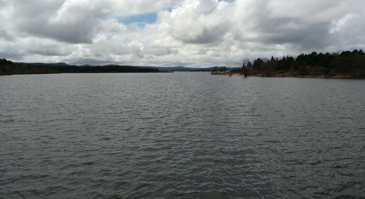 Cuerda del Pozo tiene las mayores entradas de agua en treinta años durante abril