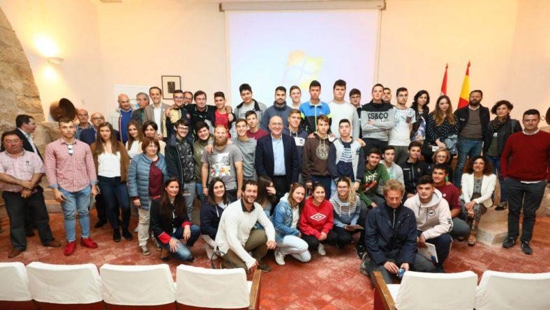 La Diputación de Valladolid forma a jóvenes agricultores en tecnologías, vitivinicultura y ecología