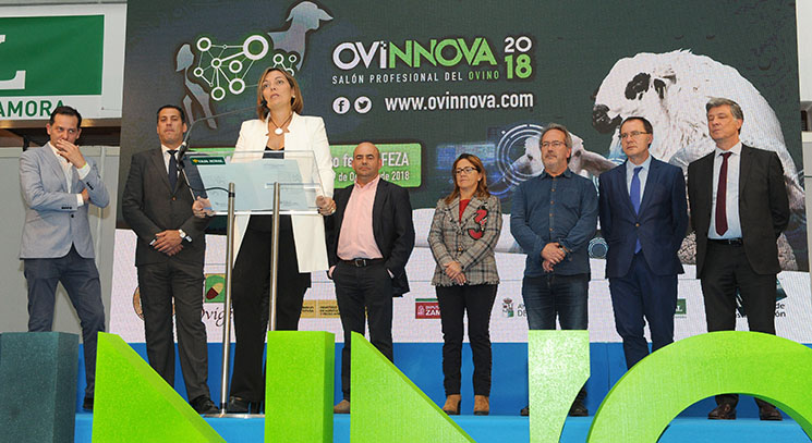 Ovinnova convierte Zamora en referente europeo del ganado ovino