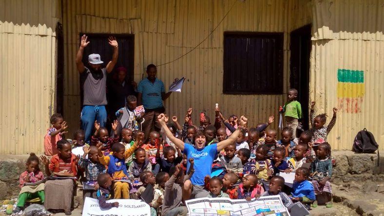 CECOGA colabora con Asorido en Etiopía