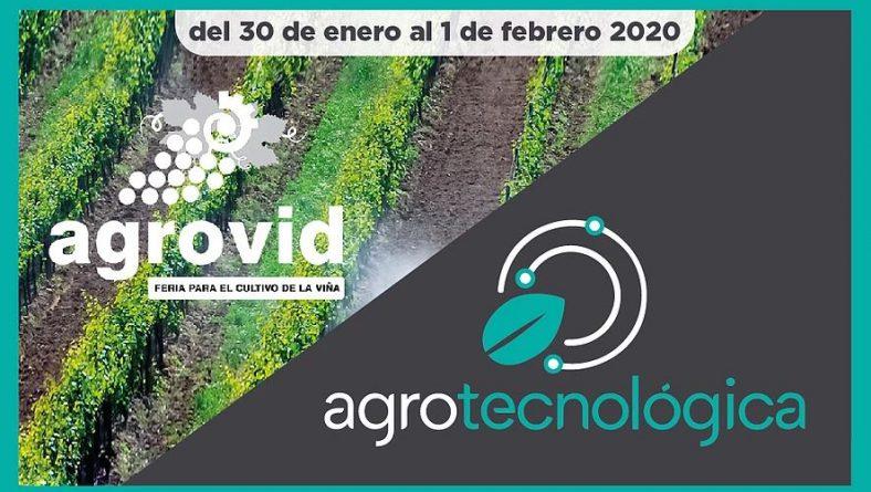 Agrovid 2020 apuesta por las nuevas tecnologías con el salón Agrotecnológica