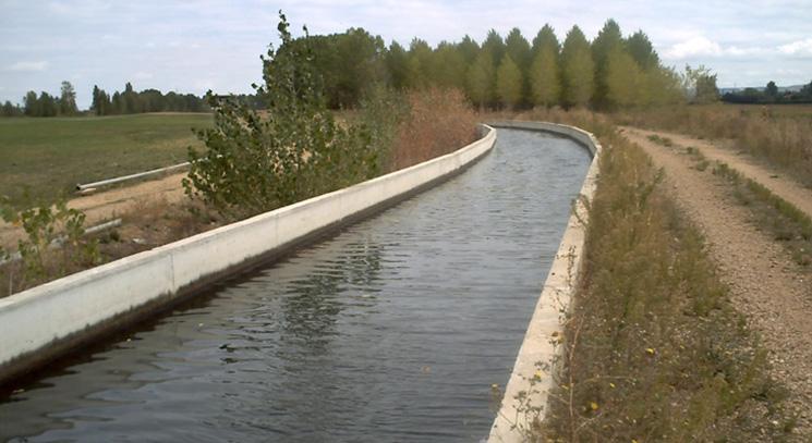 17 millones para modernizar los regadíos del Canal del Páramo Bajo