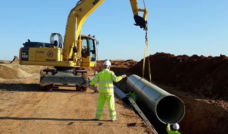 Aprobada la encomienda de obras de la estación de bombeo y red de riego en la subzona de Payuelos