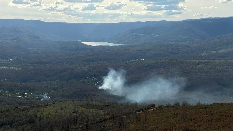 Arranca la prohibición del uso de maquinaria en el monte ante el peligro alto de incendios