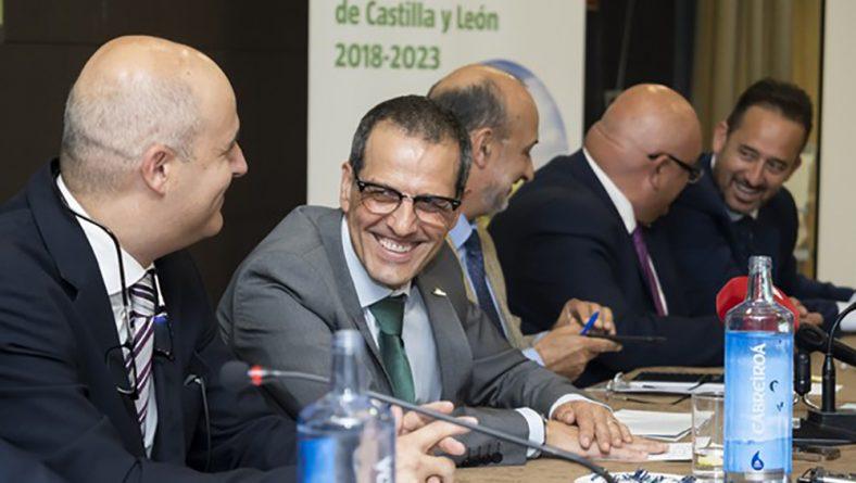 """""""Necesitamos estar más unidos para conseguir mayor competitividad"""" Fernando Antúnez, presidente de Urcacyl"""