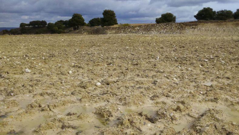 Octubre deja más de 50 litros de agua caída de media en las tierras de Castilla y León