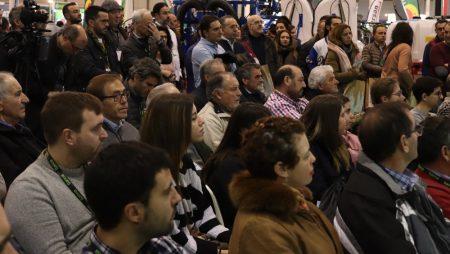 Más de 5.000 profesionales demuestran en Agrovid la vitalidad del sector vitivinícola
