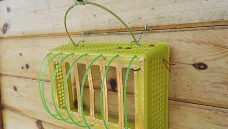 Crean en Merindades un protector de colmenas electrónico frente a la avispa asiática