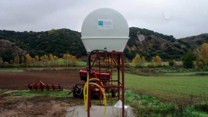 Ayudas a la creación y conservación de infraestructuras rurales en Palencia