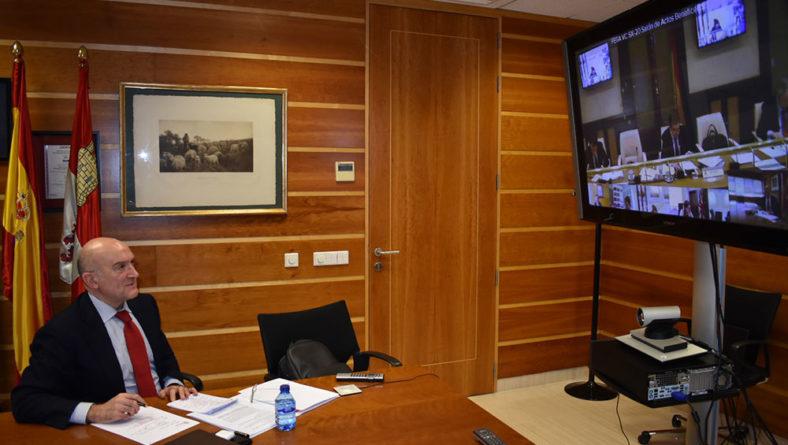 La Junta reclama al Ministerio financiación adicional para el sector del vino por los problemas del Covid-19