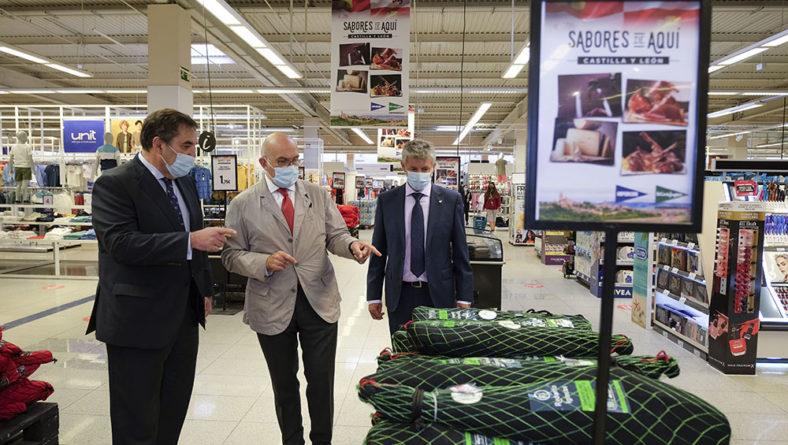 Carnero defiende que Castilla y León dispone de la mayor despensa de Europa en productos agroalimentarios de calidad